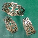 Sterling Silver Tree of Life Rings